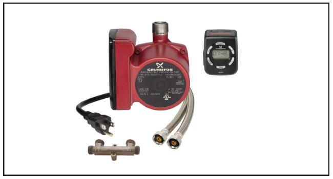 Grundfos Best Hot Water Recirculating Pumps in Australia