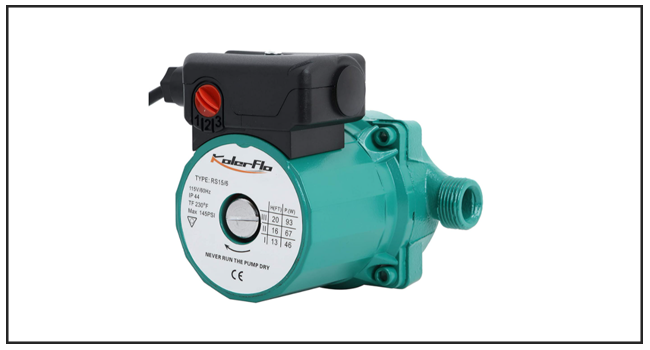 KOLERFLO Best Hot Water Recirculating Pumps in Australia